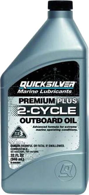 масло для лодочного мотора quicksilver premium plus